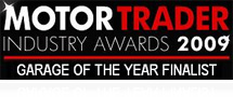 Motor Trader Industry Awards 2009: Garage of the Year Finalist
